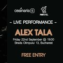 Alex Țală - Live Piano Garden Concert 's picture