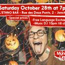 Mundo Lingo (Geneva Weekend #6 - Halloween Party)'s picture