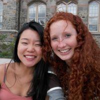Mei and Nienke's Photo