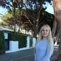 Maryia Dzehtsiarova's Photo