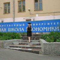 Maria Vinogradova's Photo