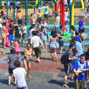 Watergun fight in Stanley Park!'s picture