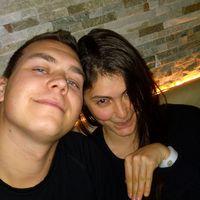 David and Sara's Photo