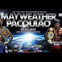 Le foto di Mayweather Vs Pacquiao Online Live Stream
