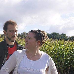 Marion et Damien ...
