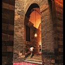 Sultan Hassan mosque in Cairo's picture