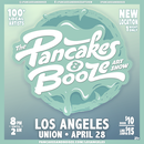 The Los Angeles Pancakes & Booze Art Show's picture