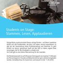 Students on Stage: Slammen, Lesen Applaudieren's picture