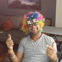 Gitesh Agarwal's Photo