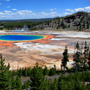 Yellowstone; May 18-21 (or 11-14); need 4th person's picture