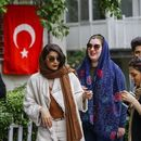Iranian Travelers In Istanbul's picture