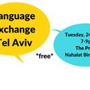 Tel Aviv Free Language Exchange Meeting 's picture