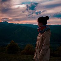 Lia Romashevska's Photo