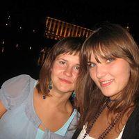 Kasia Rytko and Agata Roszkowska's Photo