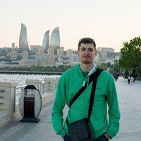 Taras Bagrii's Photo
