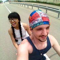 Mark and Zoe's Photo
