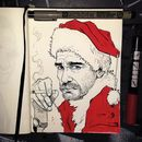 Model Figure Drawing - Christmas Edition's picture