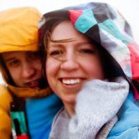 Tanya and Kolya Perov's Photo