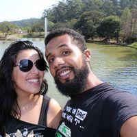 Fotos de Diego e Paloma