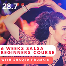 Salsa beginners course in Dizingoff Center's picture