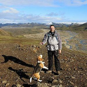 Guðmundur Harðarson's Photo