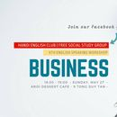 Free English Speaking Workshop 9: Business's picture