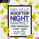 Melville Rooftop Night Market's picture