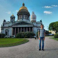 Paul Cherednichenko's Photo