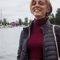 Iryna  Oparina's Photo