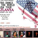 USA Afro Dance Workshop Tour 's picture