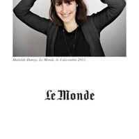 Mathilde Damge's Photo