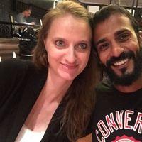 Petra & Sujith's Photo