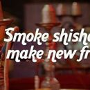 Smoke shisha, drink beer and make new friends's picture
