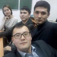 Daniyar Mambetov's Photo