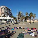 Yoga Dinamico a voluntad en Malagueta's picture