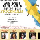 Photo de l'événement Afro Dance Workshop Tour
