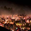 Bilder von Day of the Dead at San Andres Mixquic