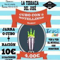 Le foto di Terraza Hotel Jose