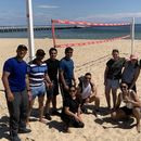 Beach Volleyball At South Melbourne Beach 's picture