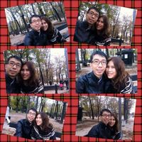 Martin and Cara Ng's Photo