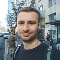 Maksym Usyk's Photo