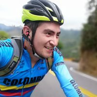 Diego Mauricio Jiménez's Photo