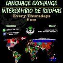 Photo de l'événement LANGUAGE EXCHANGE / INTERCAMBIO DE IDIOMAS