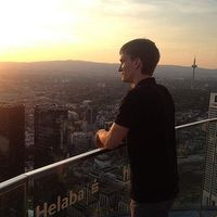 Mikhail Khusnudinov's Photo