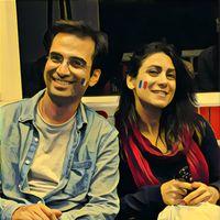 Hamdi & Sahar ASHA's Photo