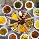 Ethiopian Dinner at Lalibelas's picture