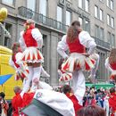 Foto de Koln Carnival'18 MON 12 02 DAY ROSEMONDAY PARADE