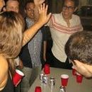 Foto de Wine/Beer Pong to meet travelers & locals