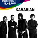 Kasabian in Tallinn 5 july's picture