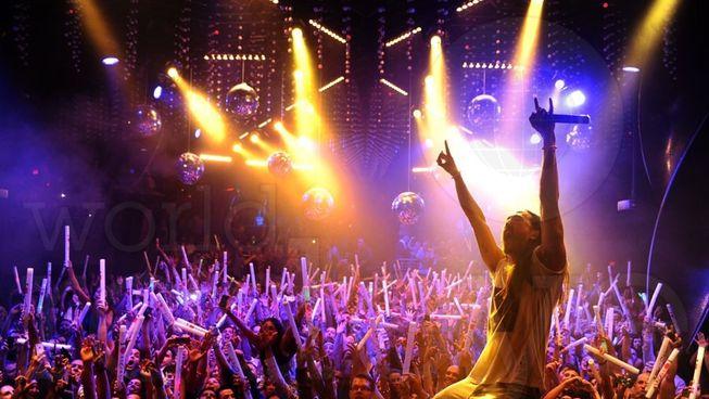 Steve Aoki Story Nightclub
